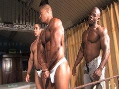 Hot nude bodybuilders