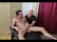 Gay fucking after hot massage