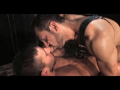 Logan and John sucking cock and fucking ass