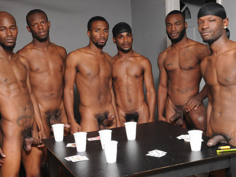 Gay black group sex movietures chez crosses