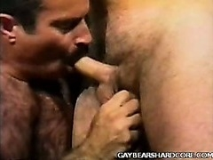 Hot sexy older bear and his hot boyfriend