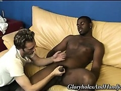 Willie is a strong powerful black man with a huge cock